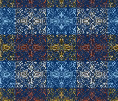 Jamjax N'View color primped fabric by jamjax on Spoonflower - custom fabric