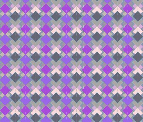 Argyle1 fabric by patsijean on Spoonflower - custom fabric