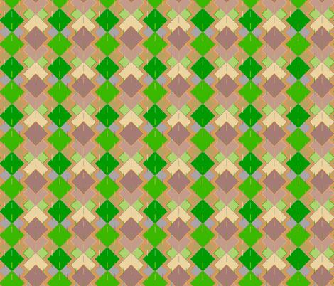 Argyle2 fabric by patsijean on Spoonflower - custom fabric