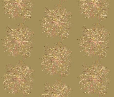 Dandelion1 fabric by patsijean on Spoonflower - custom fabric