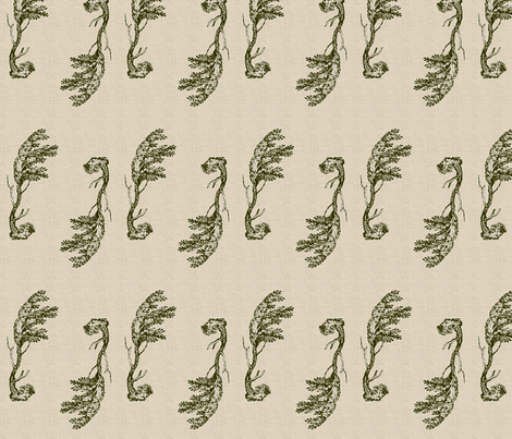 Looking for Freedom Comp-Olive-162 fabric by kkitwana on Spoonflower - custom fabric