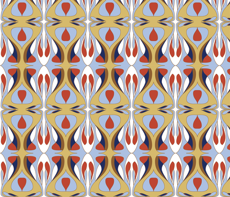 donsdesk fabric by yoncalla on Spoonflower - custom fabric