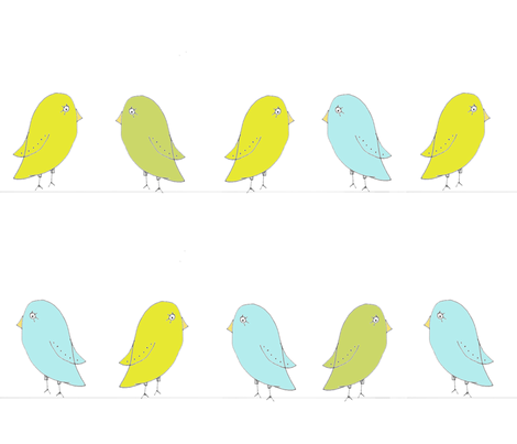 birds_on_wire fabric by 5u5an on Spoonflower - custom fabric