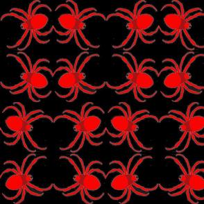 Jamjax Red Spiders Night