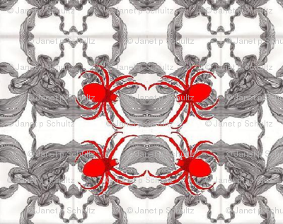 Jamjax  Spiders Spinning