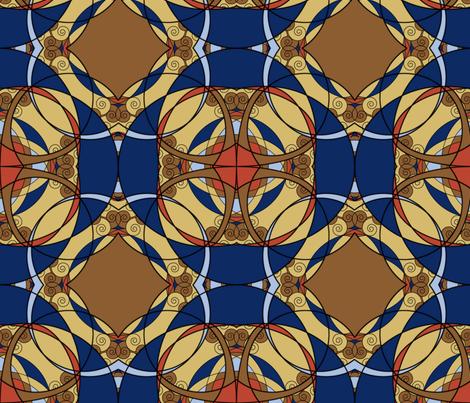 Eleanor fabric by aimeeelisabeth on Spoonflower - custom fabric