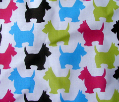 Scotties print