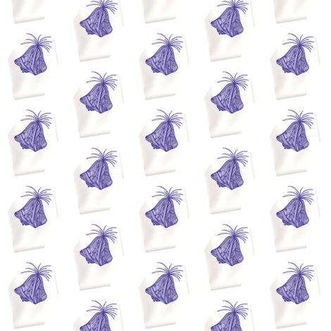 JamJax Blue Bells fabric by jamjax on Spoonflower - custom fabric