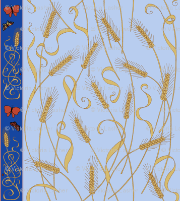 art_nouveau_wheat_and_border