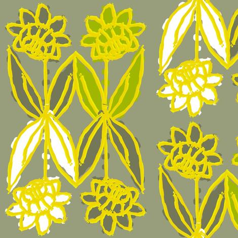 fuzzy fabric by antoniamanda on Spoonflower - custom fabric