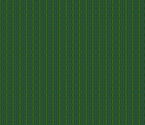 Stripes and Diamonds_ shades of green D-6 fabric by khowardquilts on Spoonflower - custom fabric