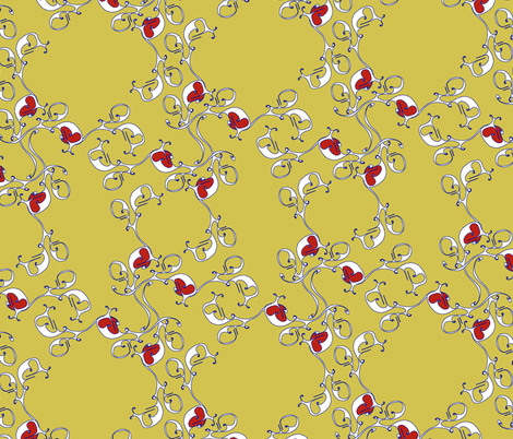 mlodawall fabric by maeula on Spoonflower - custom fabric