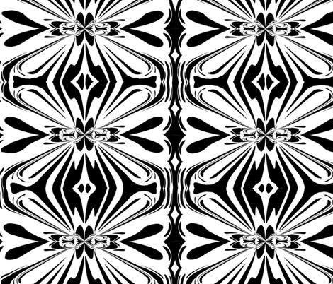 Nouveau_Final_21x18__ fabric by dvoizin on Spoonflower - custom fabric
