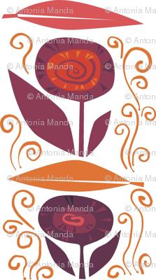 leaf_flower_swirl_R