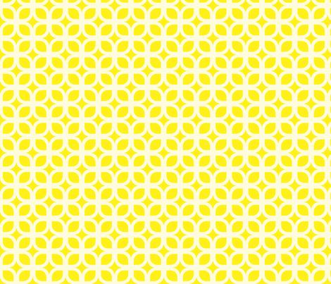 lemon squares fabric by amybethunephotography on Spoonflower - custom fabric
