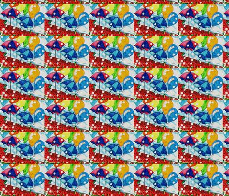 Juneteenth fabric by frances_hollidayalford on Spoonflower - custom fabric