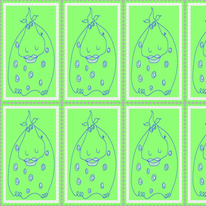 Hilda stamps