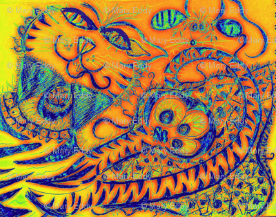 Skittle-tails , cat vs mice