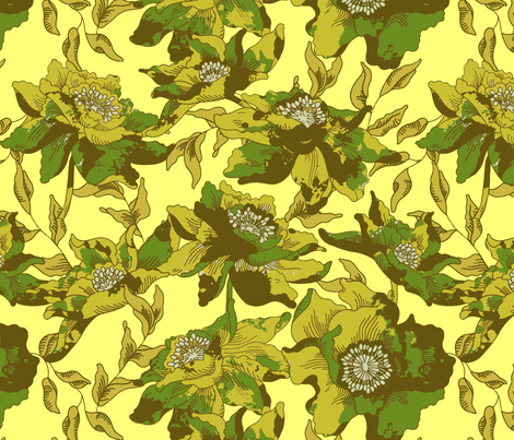 country boheme fabric by holli_zollinger on Spoonflower - custom fabric