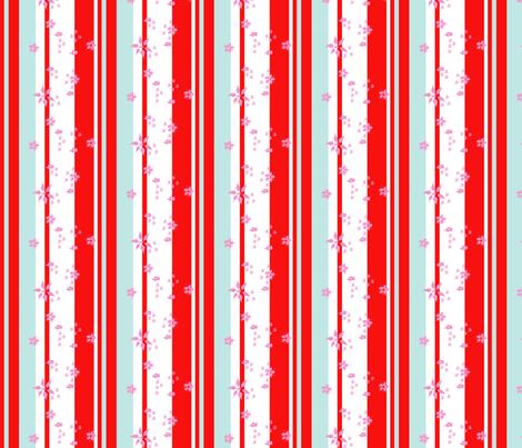 striper fabric by lille_my on Spoonflower - custom fabric