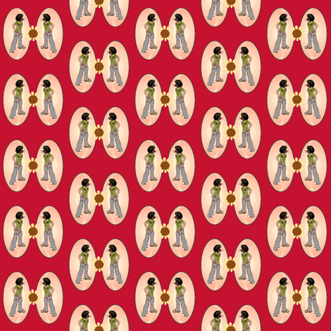 Mahna fabric by timberbells on Spoonflower - custom fabric