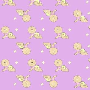 Crawling Everywhere Pink
