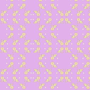 Retro Baby Pink