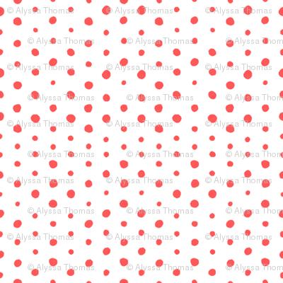 Red Tiny Dot