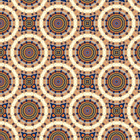 tiny_floral_2-160323 fabric by thatswho on Spoonflower - custom fabric