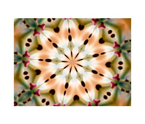 lily7 fabric by alexizepp on Spoonflower - custom fabric