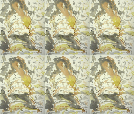 Spoonflower-apageaday11-26_27-09_016 fabric by indigonightowl on Spoonflower - custom fabric