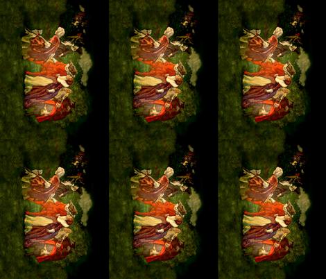 FAIRY TALES fabric by paragonstudios on Spoonflower - custom fabric