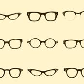 Retro Glasses Frames