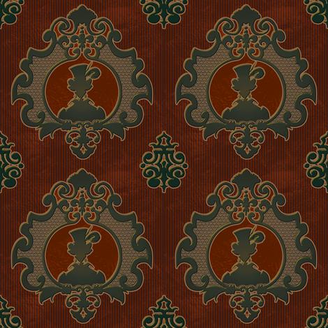 Steamed Cameo 6 fabric by jadegordon on Spoonflower - custom fabric