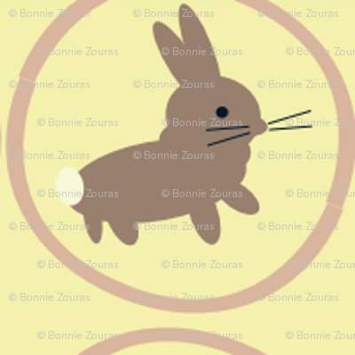 Brown Bunny Bubble
