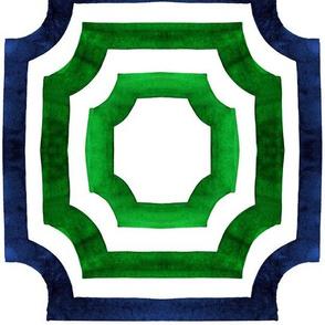 C'EST LA VIV™ blu/emerald for West Palm Beach panels