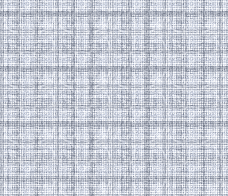 Ink Check - Blue fabric by kristopherk on Spoonflower - custom fabric