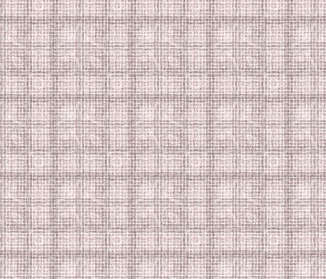 Ink Check - Plum fabric by kristopherk on Spoonflower - custom fabric