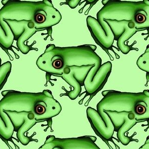 Froggie Pattern