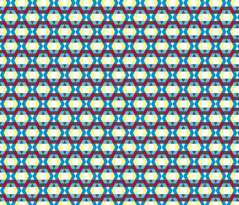 AvantGarde B fabric by flis on Spoonflower - custom fabric