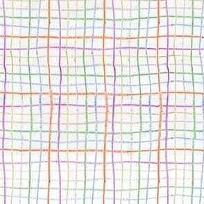 Thin Crayon Plaid