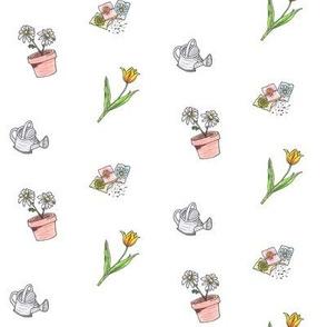 Flower Gardening