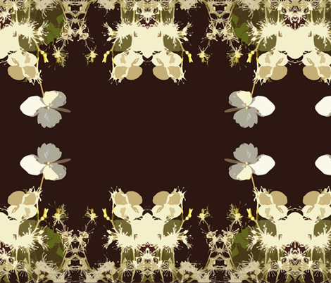 Dusk_GardenII fabric by idlejo on Spoonflower - custom fabric