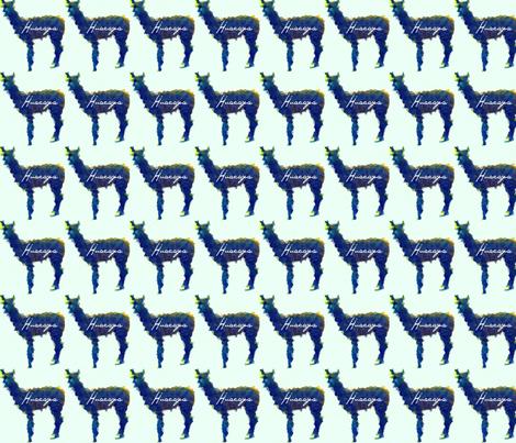 Fionn the Alpaca-ed fabric by alpaca_lady on Spoonflower - custom fabric