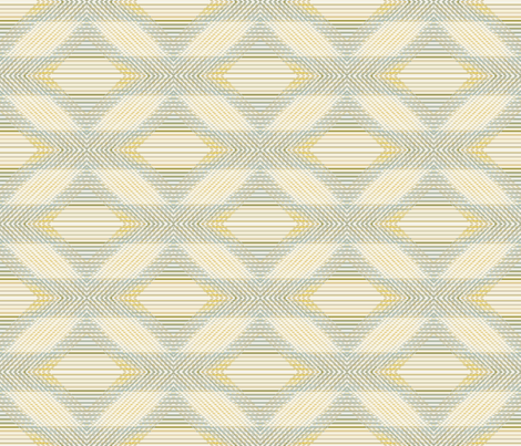 Shabby Diamond Grande fabric by kristopherk on Spoonflower - custom fabric