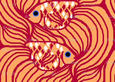 Weird Fishes Tessellation