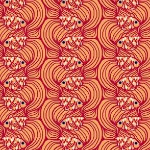 Weird Fishes Tessellation