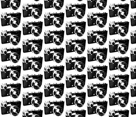 camera fabric by reistrangelove on Spoonflower - custom fabric