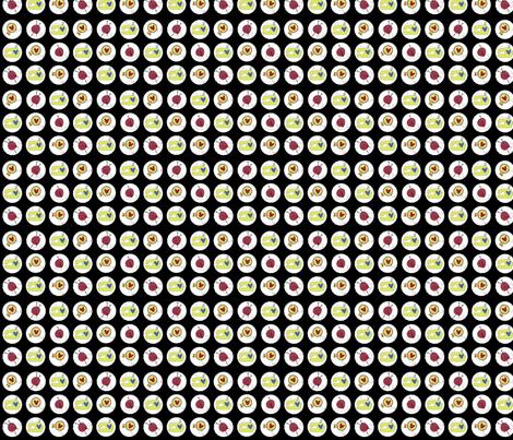 Stitch Craft Black fabric by moxywares on Spoonflower - custom fabric