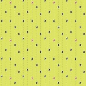 I Heart Lime Thread